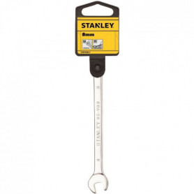 STANLEY CLE MIXTE 8 MM