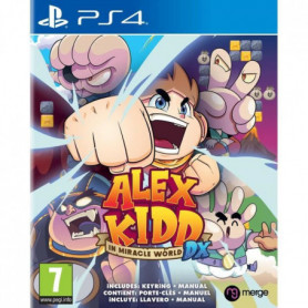 Alex Kidd in Miracle World DX Jeu PS4