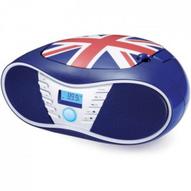 BIGBEN CD58GB Radio CD/USB/MP3 portable